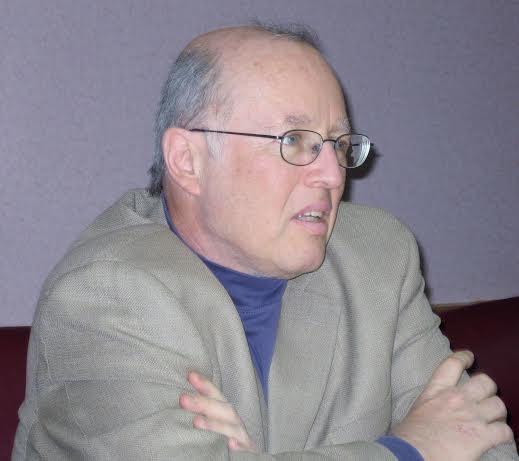 A photo of John Fekete